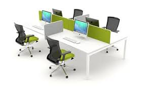 office desk dividers. Contemporary Desk One Desk Dividing Screens On Office Desk Dividers