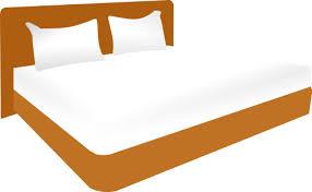 mattress clipart. king size bed clip art mattress clipart