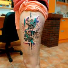 Tetování Packy úplně Ale úplně Jinak Tetování Tattoo