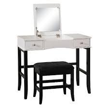 vanity black white linon home decor target