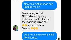 Lyric Prank Tagalog Crush Challenge Gone Wild