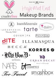 free makeup cosmetic brands high end mid range middot 10 natural