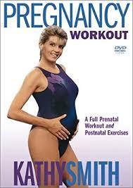Amazon.com: Kathy Smith - Pregnancy Workout: Kathy Smith, Mark Gilula:  Movies & TV