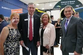 Marti Whitmore, left, Doug Robinson, Rep Polly Lawrence and Jim Whitmore