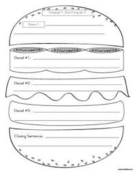 graphic organizers paragraph and organizers on pinterest multiple page graphic organizer which helps students plan their writing perfect for