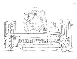 horses jumping coloring pages. Fine Horses Horse Jumping Coloring Pages New To Print Animals Of Inside Horses M