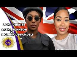 ADNC Debates - Sasha Johnson vs Dominique Samuels - Black Media Daily
