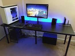 home office gaming computer. Brilliant Gaming Computer Desk Setup Beautiful Home Design Trend 2017 With Cool Office