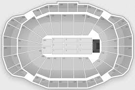 Sprint Center Detailed Seating Chart Amway Arena Seating Chart Justin Bieber Concert Sprint
