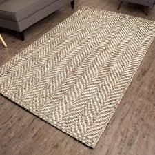 jani sandscape natural jute handwoven rug 8 x 10