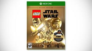 lego star wars the force awakens deluxe edition video game es with finn minifig polybag mikeshouts