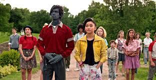 Apocalypse là vai diễn điện ảnh đầu tiên của lana condor. Lana Condor As Jubilee In X Men Apocalypse On Make A Gif