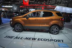 2018 ford jeep. simple ford 2018 ford ecosport looks ugly as sin in los angeles in ford jeep