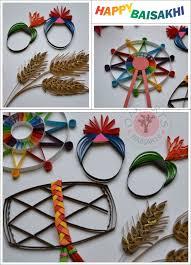 Baisakhi Chart Ideas Happy Baisakhi Diy Crafts For Gifts Educational Crafts