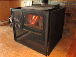 woodstove protection screens