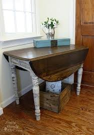 round table with fold down sides 24 best drop leaf tables love them images on
