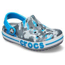 Kids Crocs Clogs Size C2 J27 Light Grey Crocs Singapore