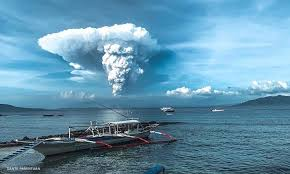 Image result for taal volcano eruption 2020