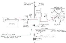 fan relay wiring diagram american standard wiring diagram dual electric fan relay wiring diagram digitalweb