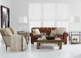 Living Room Chairs Ethan Allen Chadwick Leather Sofa Ethan Allen