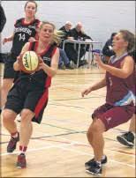 PressReader - Kentish Gazette Canterbury & District: 2016-03-10 -  BASKETBALL: strong start HELPS PROPEL CRUSADERS to VICTORY
