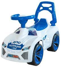 Купить <b>Каталка</b>-толокар <b>Orion Toys</b> Ламбо (021) со звуковыми ...