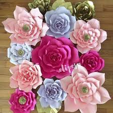 Buy Paper Flower Paper Flowers For All Occasions Wedding Florist Supplier