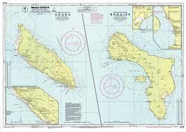 Imray Charts Caribbean Imray Nautical Chart Imray D231 Bonaire And Aruba