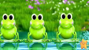 Chú ếch Con - Một Con Vịt - Liên khúc nhạc thiếu nhi cho bé - Nhạc thiếu nhi  mới nhất. - #1 Xem lời bài hát