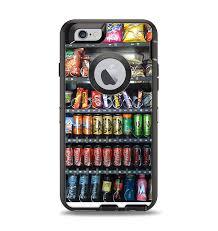 Iphone Vending Machine Amazing The Vending Machine Apple IPhone 48 Otterbox Defender Case Skin Set