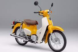 Follow all recommendations and procedures contained in this manual. Honda Reissues Classic Super Cub Models Celebrates 100 Million Production Units