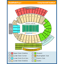 Camp Randall Student Section Seating Chart Camp Randall Stadium Events And Concerts In Madison Camp