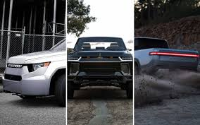 Here Is Every Electric Pickup Truck That's Been Announced - InsideHook