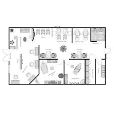 Salon Layouts 26 Salon Floor Plans Beauty Salon Floor Plan Design Layout 283