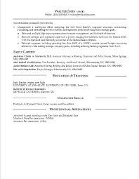 Lawyer Resume Samples Lawyer Resume Sample Sample Resume For