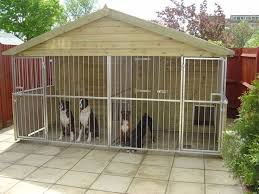 ideas about Large Dog House on Pinterest   Dog Houses  Dog    dog house for multiple big dogs   More information about Dog Kennel Building Design Plans on
