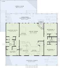 floor plan farmhouse mudroom garage bungalow living pool house plans one story walkout collections formal empty open porch basement suite create wrap loft