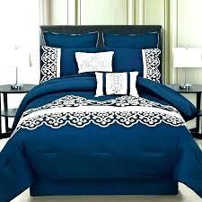 white comforter full size royal blue r set king terrific dark rs twin silk navy and