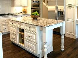 White Kitchen Island With Black Granite Top Full Size Of Kitchen