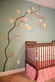 Small Picture Baby Girls Nursery Ideas Tree wall Wall decals and Nursery