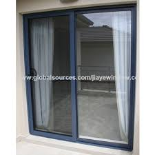 china aluminum sliding door for homes and offices