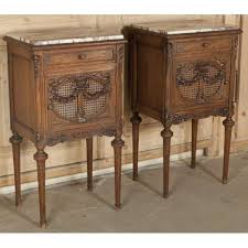 furniture pieces for bedrooms. Antique Furniture Bedroom Nightstands Pair French Louis XVI Pieces For Bedrooms
