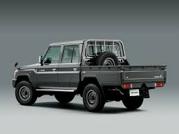 2014 re-release of the Land Cruiser 70 double cab pickup | cars ...