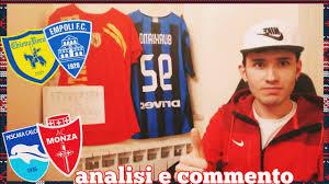 Pescara Monza 3-2 | Chievo Empoli 1-1 Serie B - YouTube