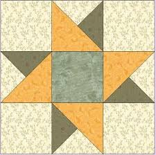 Pinterest'te beğeneceğiz 25'ten fazla en iyi Star quilt blocks ... & Spinning Star - this site has lots of free quilt blocks Adamdwight.com