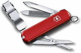 Купить <b>Нож</b>-<b>брелок</b> Victorinox <b>NailClip</b> 580 <b>65мм 8</b> функций ...