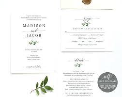 Wedding Invitation Set Templates Buy Wedding Invitation Templates Wedding Invitation Set Template