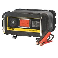 amp battery charger amp engine start bcbs stanley stanley tools 15 amp battery charger 40 amp engine start bc15bs