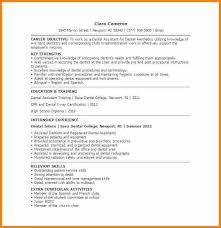 dental student resumes entry level dental assistant resume new 8 dental student resume
