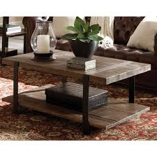 rustic coffee and end tables.  End Carbon Loft Kenyon Natural Rustic Coffee Table On And End Tables T